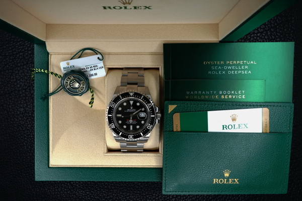 ROLEX SEA-DWELLER - Red Reference - 50th Anniversary -...