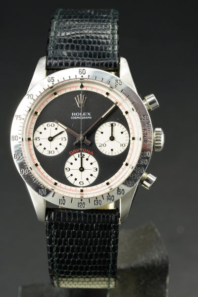 Rolex Stainless Steel Daytona - Ref 6239...Paul Newman (Year 1969) by EBossHoss