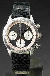 Rolex Stainless Steel Daytona - Ref 6239...Paul Newman (Year 1969)