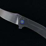 Walter Randolph (WR Bladeworks) Custom XL Persian Flipper