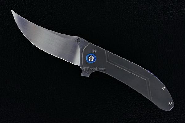 Walter Randolph (WR Bladeworks) Custom XL Persian...