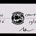 Michael Burch Custom EDC Genesis Flipper