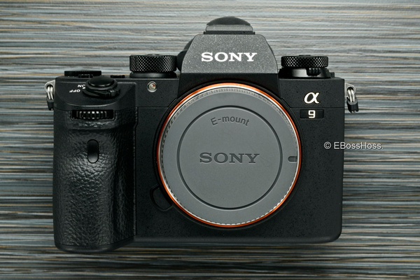 Sony A9 - ILCE-9 by EBossHoss