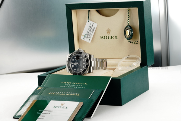 Rolex Submariner 116610LN - NEW by EBossHoss