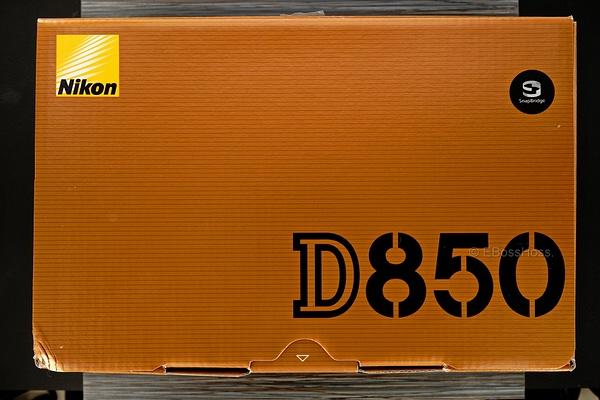 Nikon D850 by EBossHoss