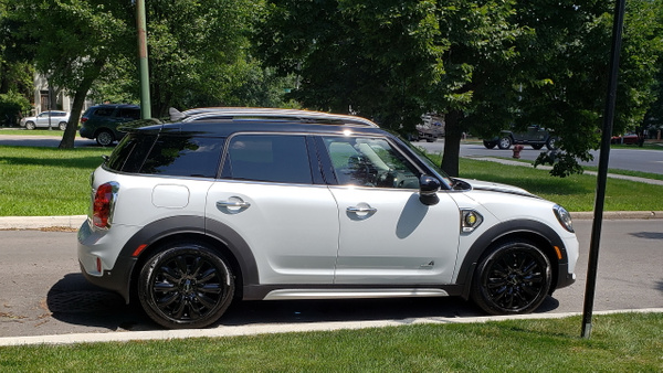 2019 Mini E-Hybrid SE Countryman All4 PHEV 07 by EBossHoss