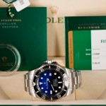 Rolex DEEPSEA D-Blue - 116660 (James Cameron)
