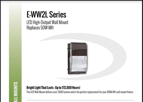 e-conolight E-WW2L by EBossHoss