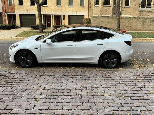 Tesla Model 3 Performance Dual Motor Long Range (now...