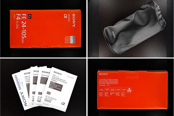 Sony FE24-105mm F4 G OSS by EBossHoss