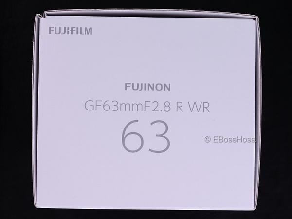 Fujifilm Fujinon GF 63mm F2-8 R WR - 015 by EBossHoss