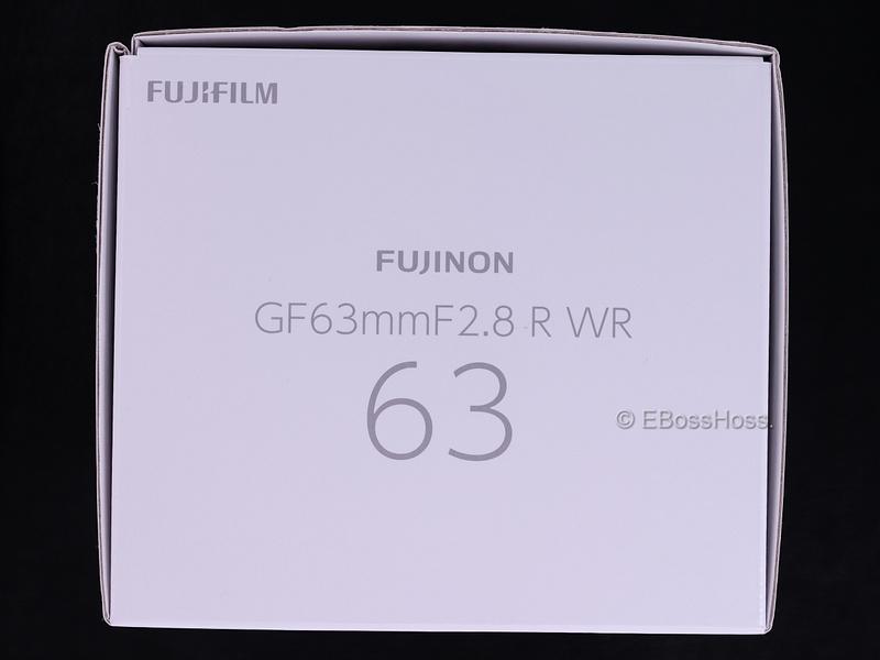 Fujifilm Fujinon GF 63mm F2-8 R WR - 015