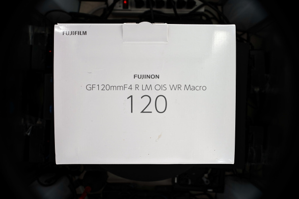 Fujifilm GF 120mm F4 R LM OIS WR Macro by EBossHoss