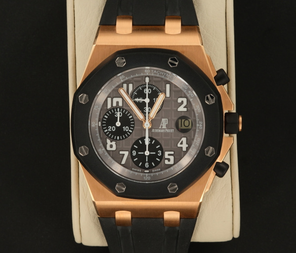 Audemars Piguet Royal Oak Offshore RG Rubberclad by...