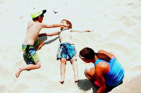 Beach Volleyball by DennisRedding by DennisRedding