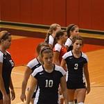 Volleyball Warrior Freshman 08-12-2014