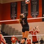 Volleyball Warrior Varsity 08-12-2014