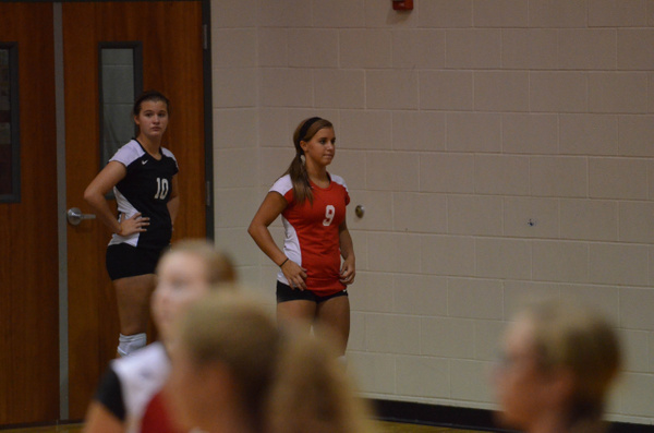 Warrior Volleyball vs Columbus 08-25-2014 by...