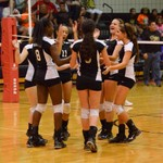 Warrior Volleyball vs Miller 09-05-2014