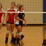 Warrior Volleyball vs GP 09-13-2014
