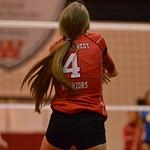 Warrior Volleyball vs Moody 09-23-2014