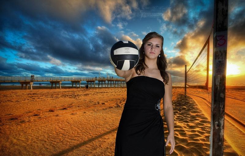 Ryleigh Beach HDR