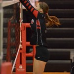 Warrior Volleyball vs Alice 10-17-2014
