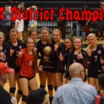 Warrior Volleyball vs East 10-28-2014