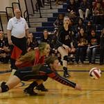 Warrior Volleyball Regional Tournament 11-14-2014