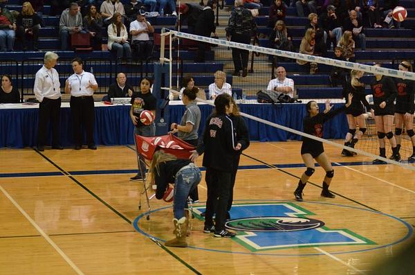 Warrior Volleyball Regional Tournament 11-14-2014 by...