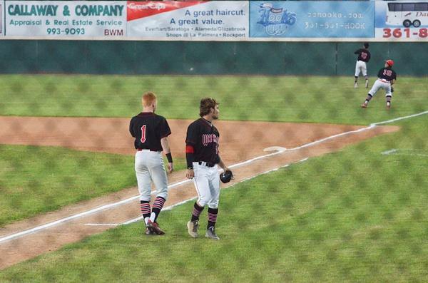 Warrior Varsity Baseball vs Moody 04-28-2015 by...
