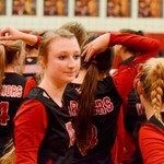 Warrior Volleyball vs East 10-27-2015