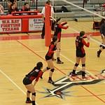 Warrior Volleyball vs Pioneer 11-06-2015