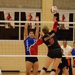 Warrior Volleyball vs Mission Veteran 11-03-2015