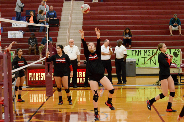 Warrior Volleyball Area 11-04-16 by DennisRedding by...