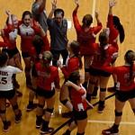 Warrior Volleyball vs Goliad 08-15-17