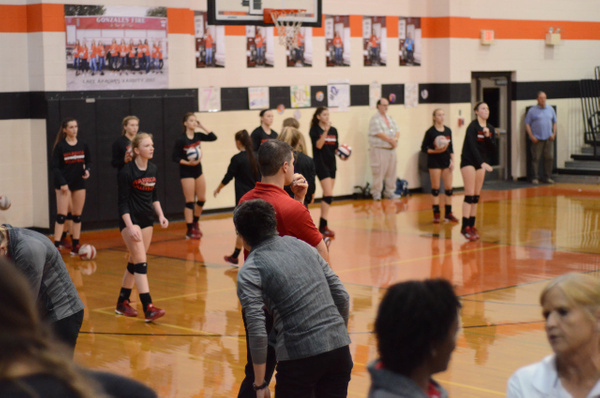 Warrior Volleyball vs Dripping Springs 11-02-17 by...