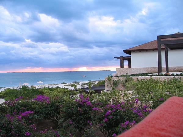 View of sunrise by Aannabandana