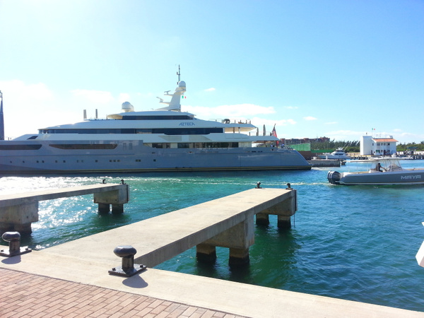 owned by a Mexican billionaire by Aannabandana