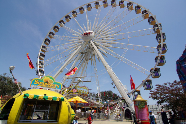 Fairs and Festivals by SpecialK