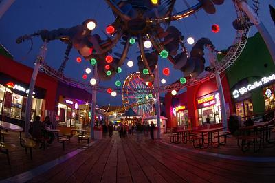 Santa Monica Pier 06