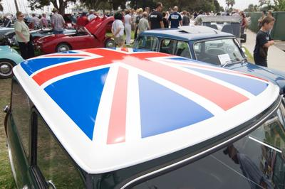 Central Cal British 09