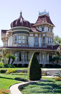Morey Mansion