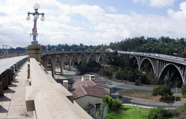 Colorado St Bridge by SpecialK