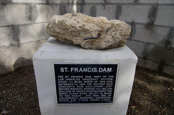 Saint Francis Dam by SpecialK