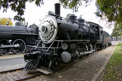Museum - Trains
