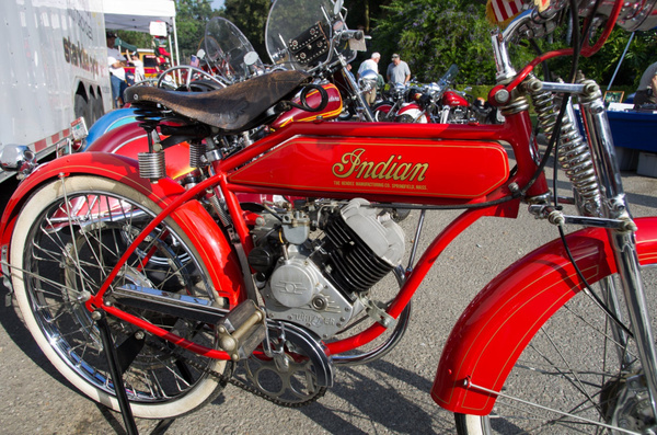 Indian Motorcycles by SpecialK