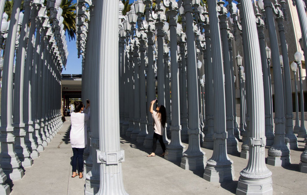 LACMA by SpecialK