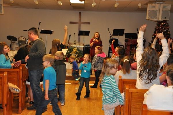 2016 - Hope's Community Christmas Celebration by LindaWilliams