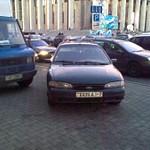 2012-12 Парковка в центре Минска
